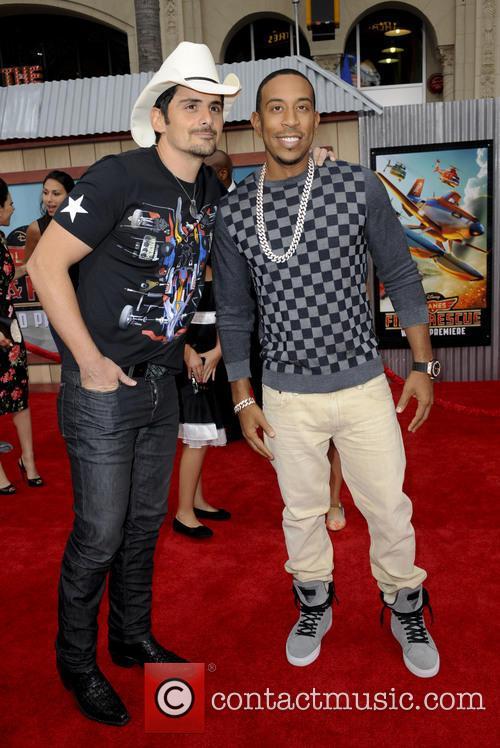 Brad Paisley, Ludacris, Disney