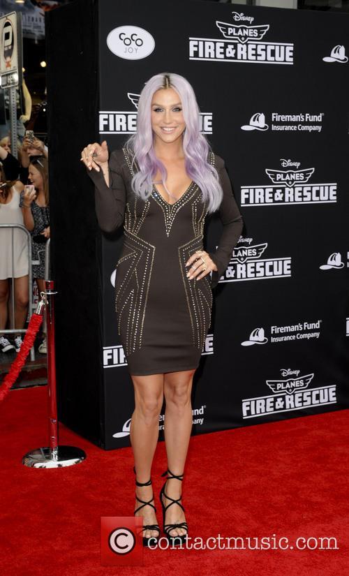 Kesha, Disney