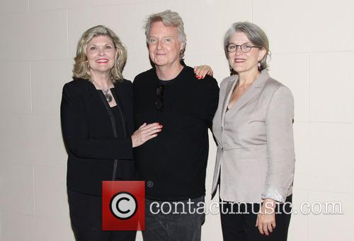 Debra Monk, John Foley and Cass Morgan 6