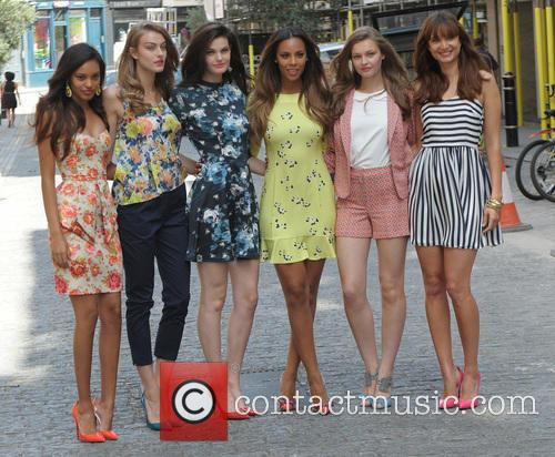 Rochelle Humes presents her collection for Very.co.uk