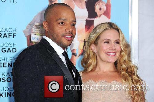 Cacee Cobb and Donald Faison 3