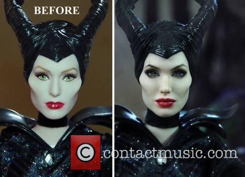 Angelina Jolie and Maleficent 3