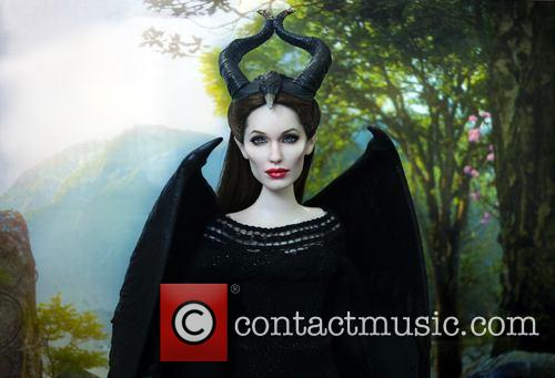 Angelina Jolie and Maleficent 6