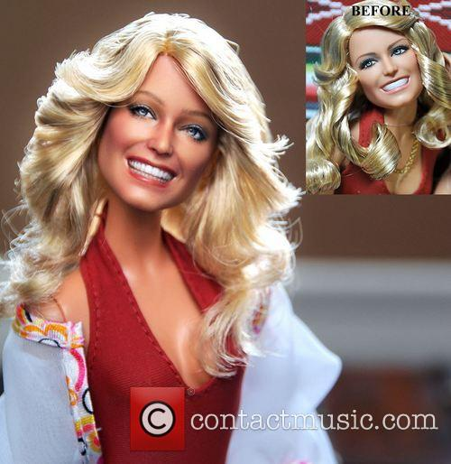 Celebrity dolls brought to life