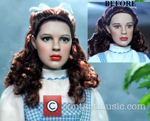 Judy Garland and Dorothy Gale 2