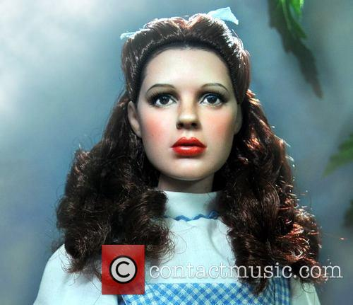 Judy Garland and Dorothy Gale