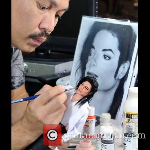Michael Jackson and Noel Cruz 3
