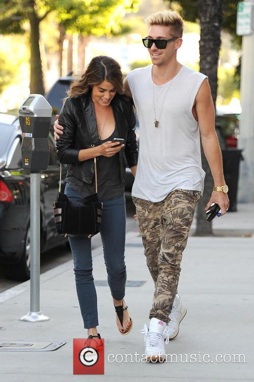 Nikki Reed out in Beverly Hills