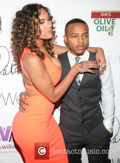 Bow Wow and Erica Mena 1
