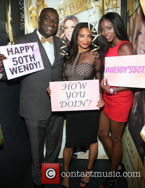 Wendy Williams 50th birthday party?