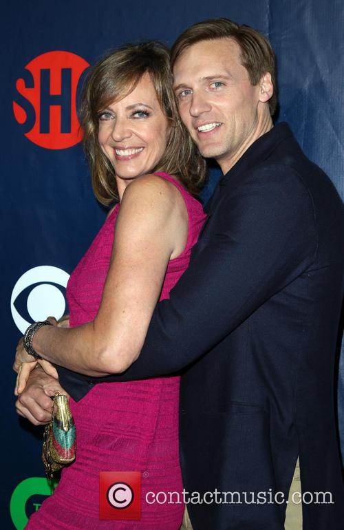Allison Janney and Teddy Sears 2