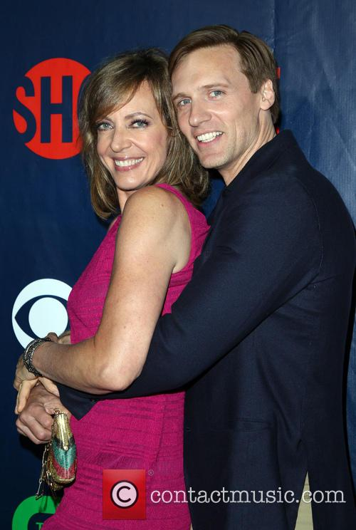 Allison Janney and Teddy Sears 1