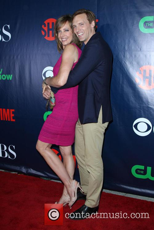 Allison Janney and Teddy Sears 8