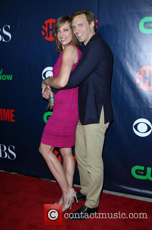 Allison Janney and Teddy Sears 10