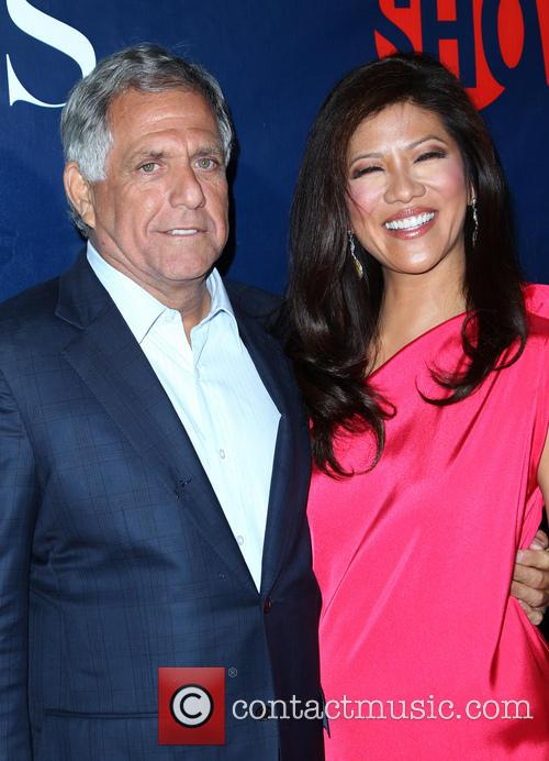 Julie Chen and Leslie Moonves 7