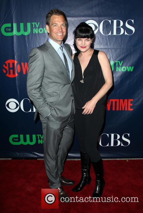 Michael Weatherly and Pauley Perrette 3