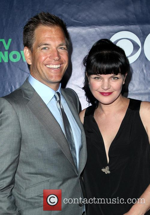 Michael Weatherly and Pauley Perrette 4