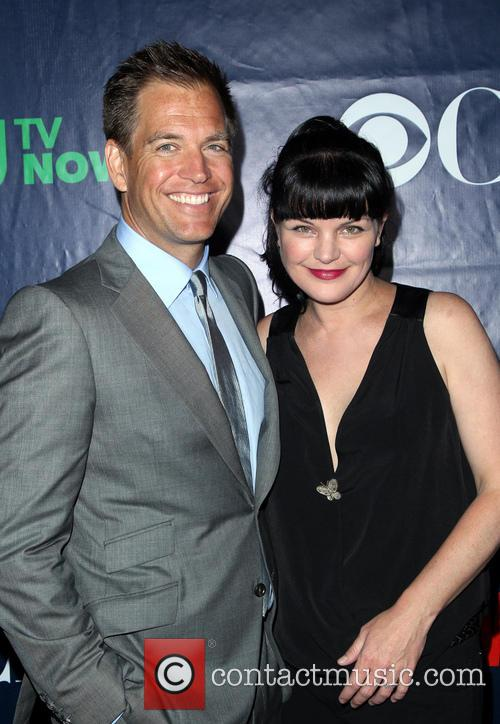 Michael Weatherly and Pauley Perrette 5