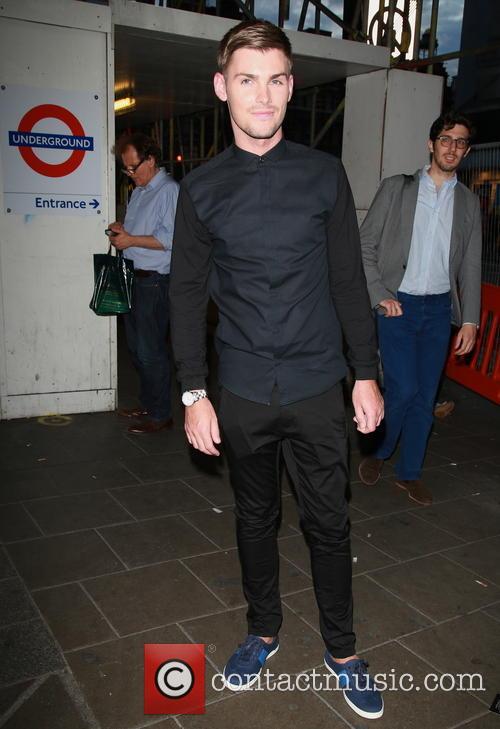 Kieron Richardson, 103 New Oxford Street, London, WC1A 1DD