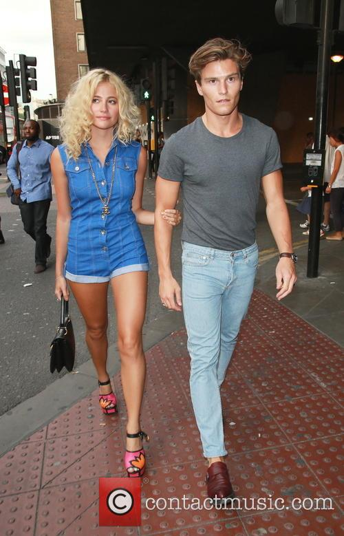 Pixie Lott, Oliver Cheshire, 103 New Oxford Street, London, WC1A 1DD