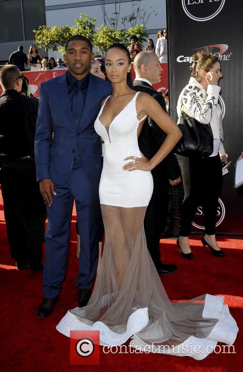 Orlando Scandrick and Draya Michele 11