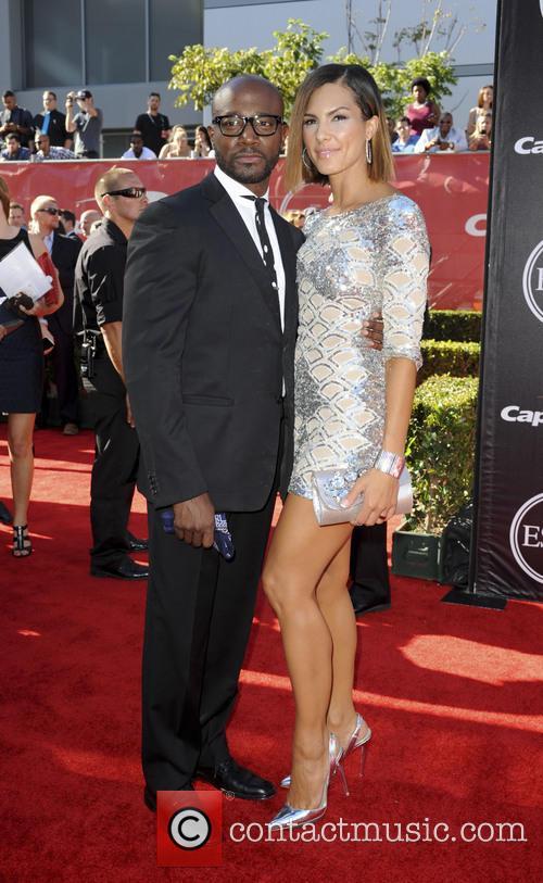 Taye Diggs and Amanza Smith Brown 2