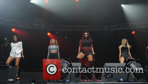 Leigh-anne Pinnock, Jade Thirlwal, Jessy Nelson and Perrie Edwards 1