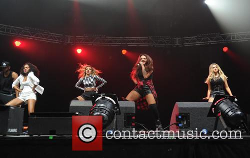 Leigh-anne Pinnock, Jade Thirlwal, Jessy Nelson and Perrie Edwards 5