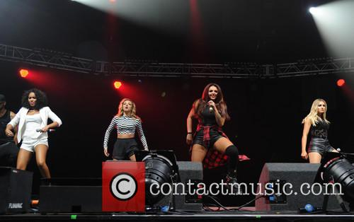Leigh-anne Pinnock, Jade Thirlwal, Jessy Nelson and Perrie Edwards 7
