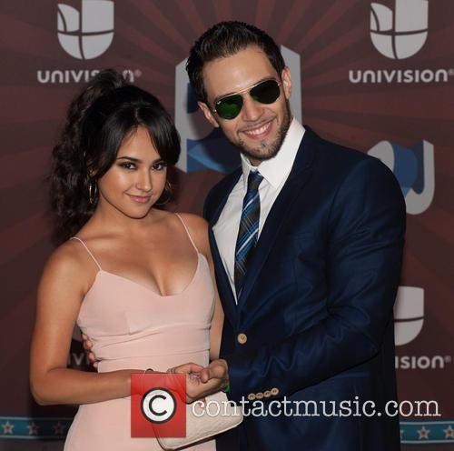Becky G and Isaac Reyes 2
