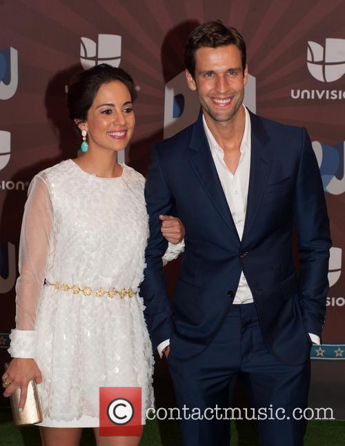 Mariana Atencio, Pedro Andrade, Bank United center