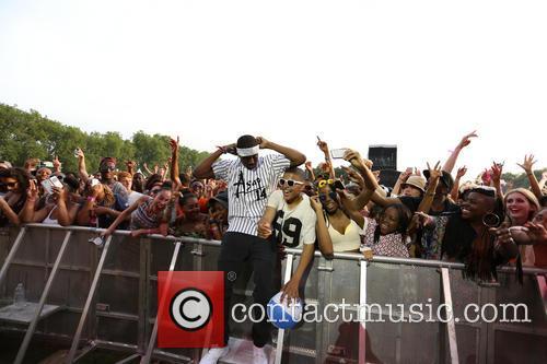 Lovebox Festival 2014 - Day 1