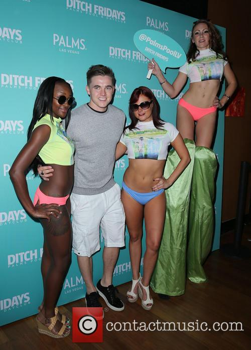 Palms Pool & Dayclub presents 'Ditch Fridays' featuring...