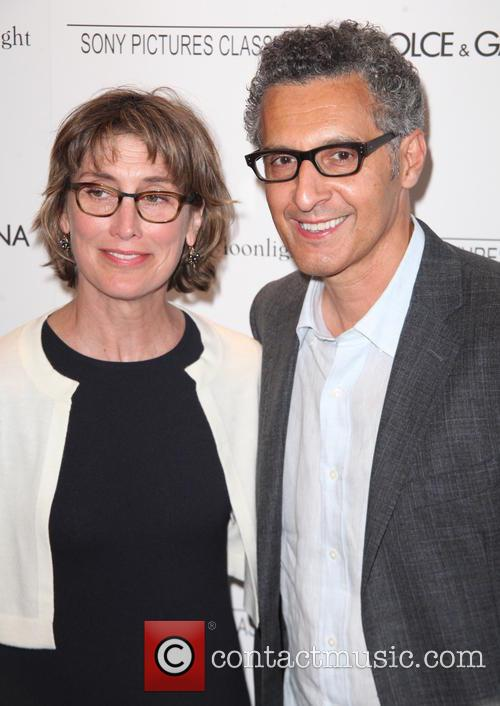 Katherine Borowitz and John Turturro