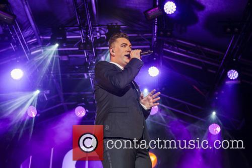 Sam Smith performs at the Somerset House Summer...