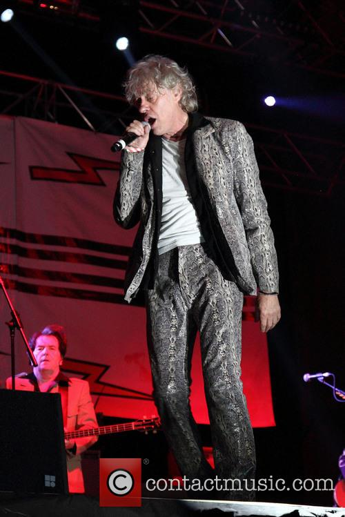 Bob Geldof and Boomtown Rats 2