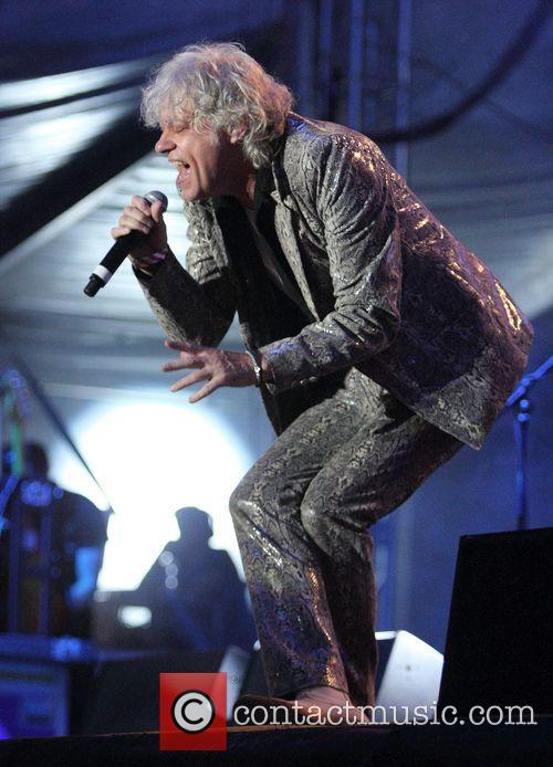 Bob Geldof and Boomtown Rats 6