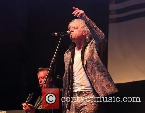 Bob Geldof and Boomtown Rats 11