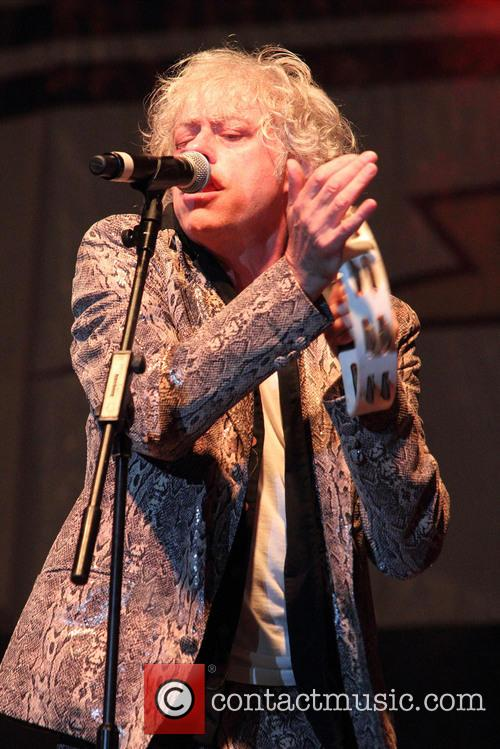 Bob Geldof and Boomtown Rats 13