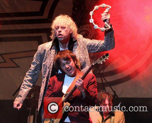 Bob Geldof and Boomtown Rats 14