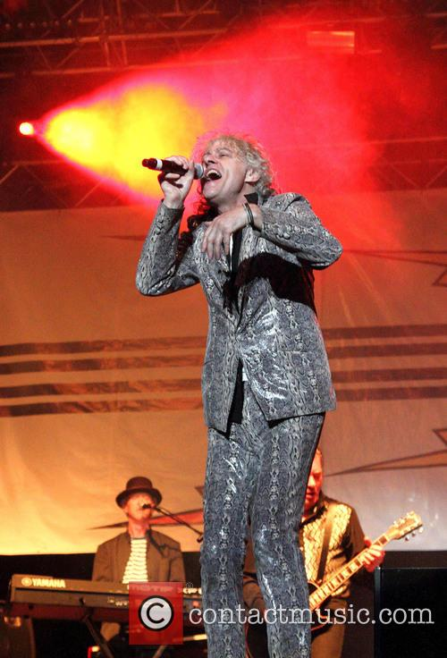 Bob Geldof and Boomtown Rats 16