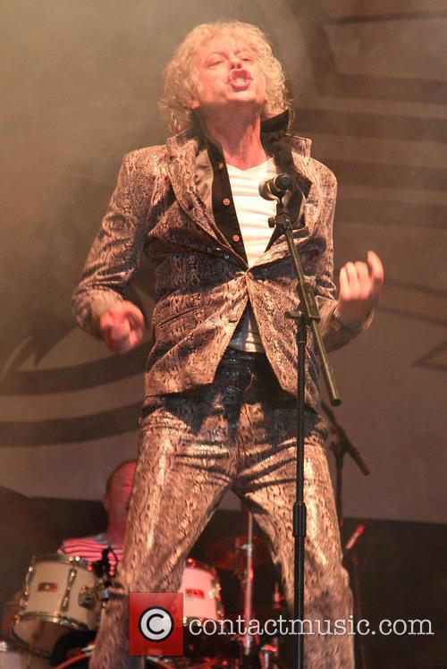 Bob Geldof and Boomtown Rats 18