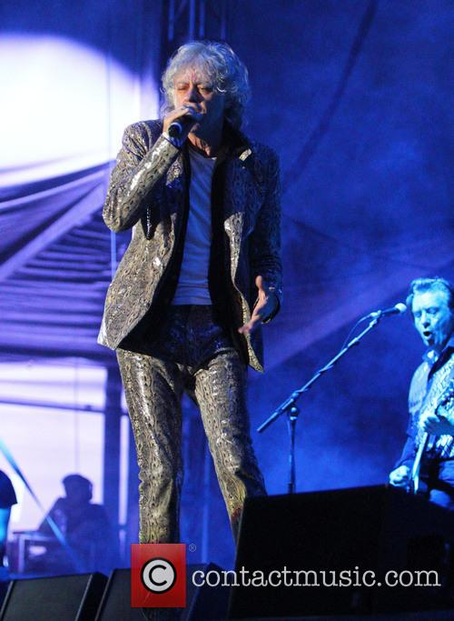 Bob Geldof and Boomtown Rats 19