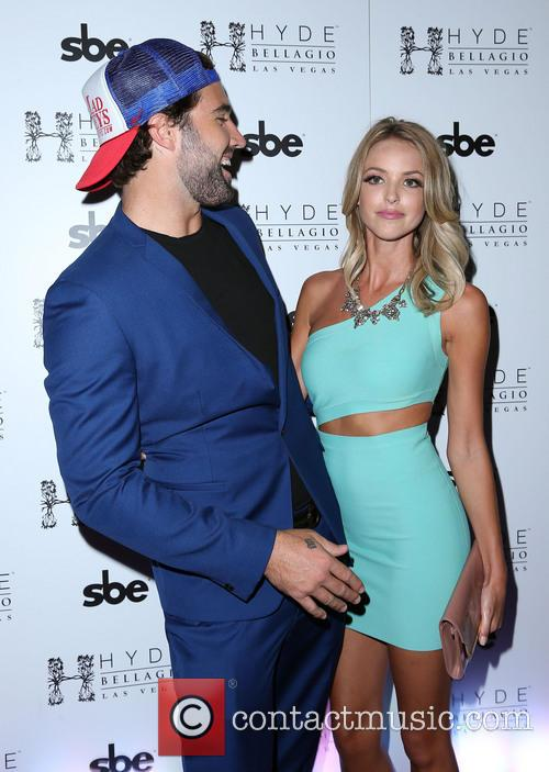 Brody Jenner and Kaitlynn Carter 1