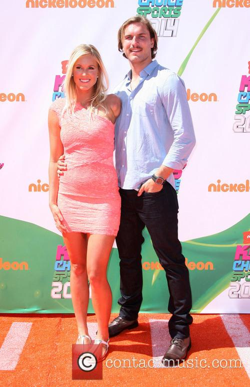 Bethany Hamilton and Husband Adam Dirks