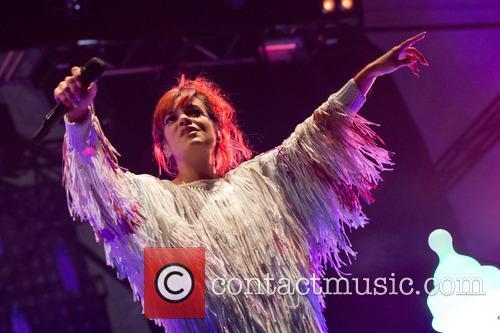 Lily Allen, Henham Park, Latitude Festival