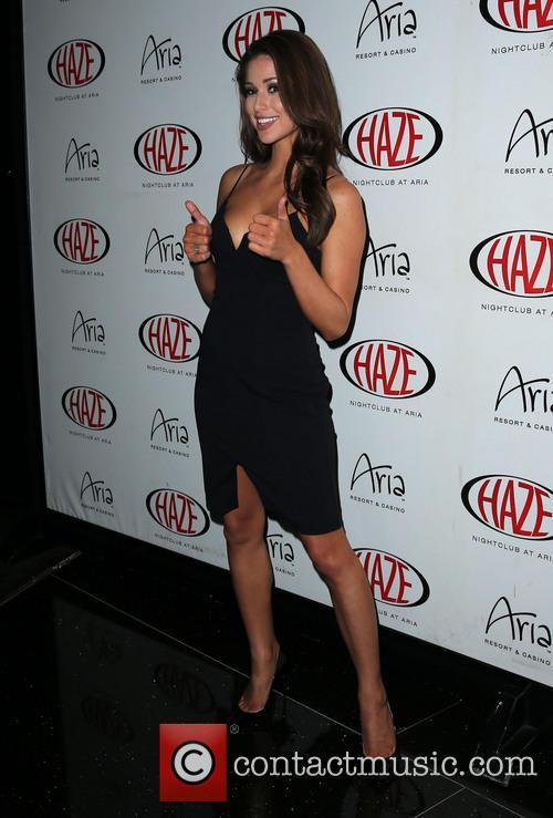 Nia Sanchez at Haze