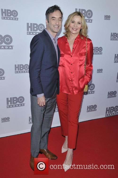Don Mckellar and Kim Cattrall 1