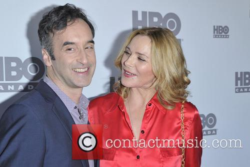 Don Mckellar and Kim Cattrall 3