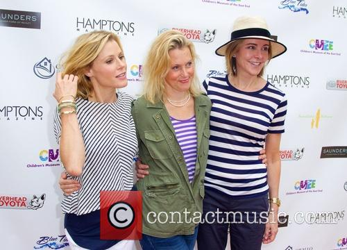 Julie Bowen, Ali Wentworth and Christa Miller
